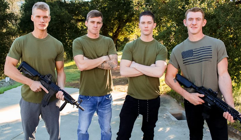 Phoenix Rivers, Blake Effortley, Logan Lane & Ryan Jordan