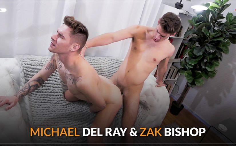 Next Door Homemade: Michael Del Ray & Zak Bishop