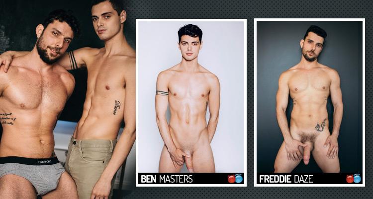 Ben Masters & Freddie Daze