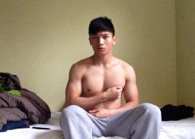 Buff Amateur Asian Zack Fleshjacking