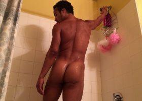 Amateur Hayden Taylor Shower Jacking